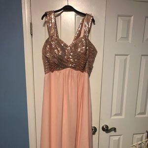 Dresses & Skirts - Sequin gown